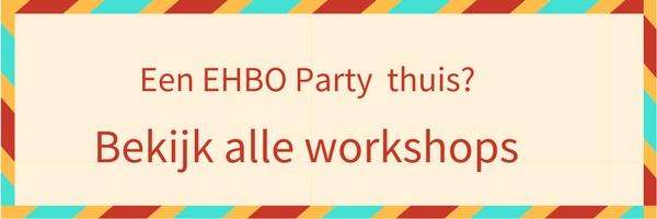 Een EHBO party thuis? Bekijk alle workshops