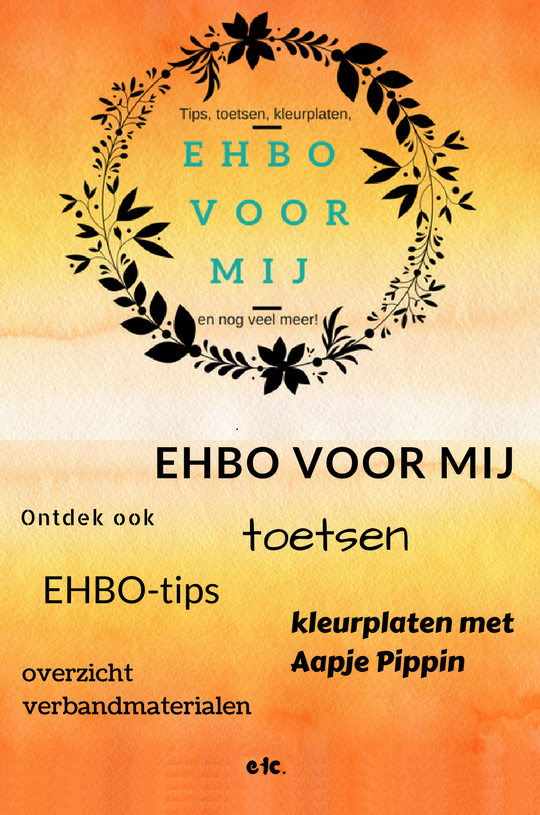leuke en praktische informatie over EHBO