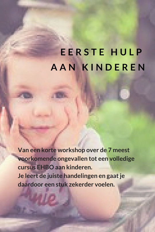 aanbod cursussen kinder-EHBO